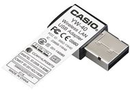 Casio YW-40 · Adaptador inalámbrico Wireless LAN conexión USB
