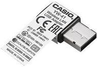 Casio YW-41 · Adaptador inalámbrico Wireless LAN conexión USB